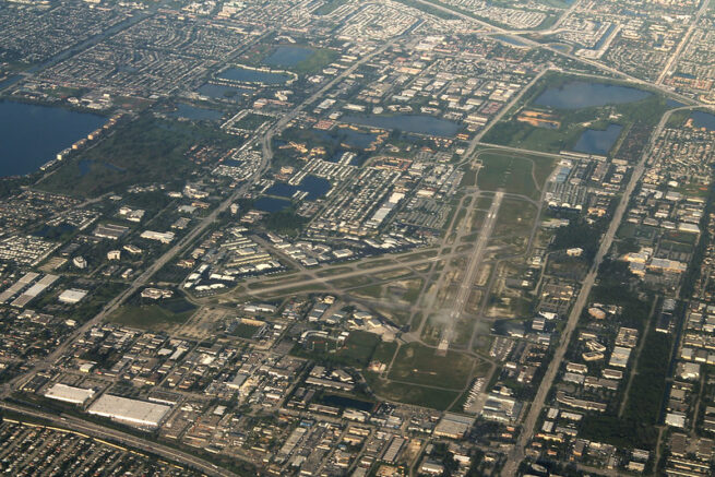 Private Jet Airport Fort Lauderdale